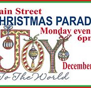 Waynesville Christmas Parade 2015